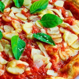 Pizzeria en Ariège - pizzas à base de tomates