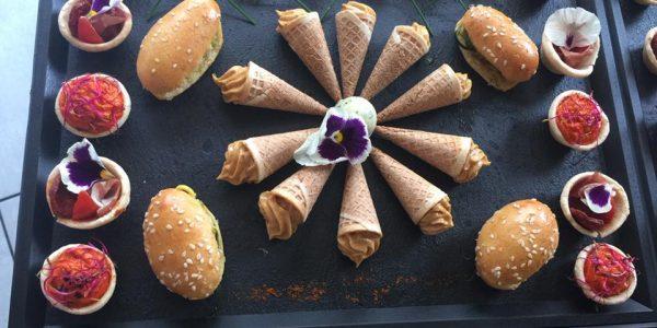 traiteur pour repas d'entreprises en Ariège - plateau gourmand